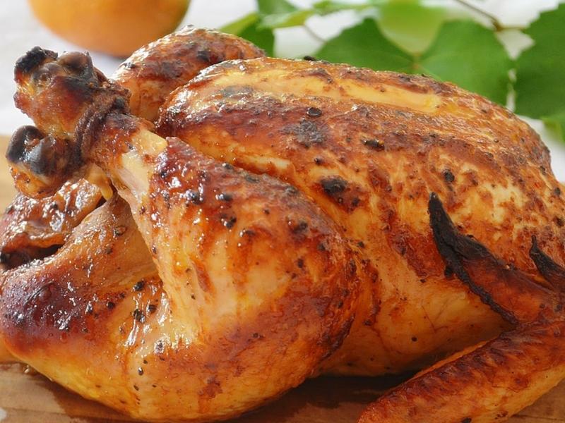 Resipi Ayam Panggang Ala Kenny Rogers Sos Lada Hitam Istimewa