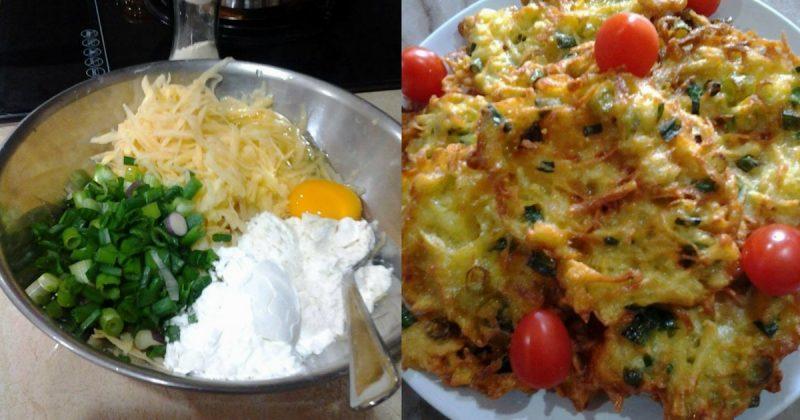 Potato Fritters Cucur Kentang Sagat Yang Nampak Biasa Tapi Serius
