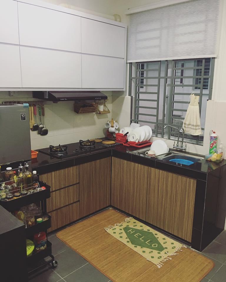 Deko Dapur Rumah Kampung Desainrumahid Com