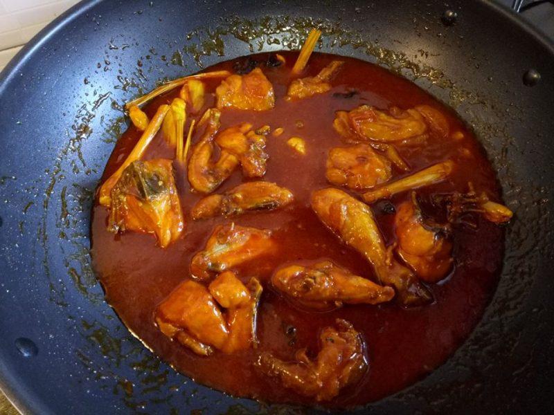 Masak Ayam Yang Enak Dan Mudah