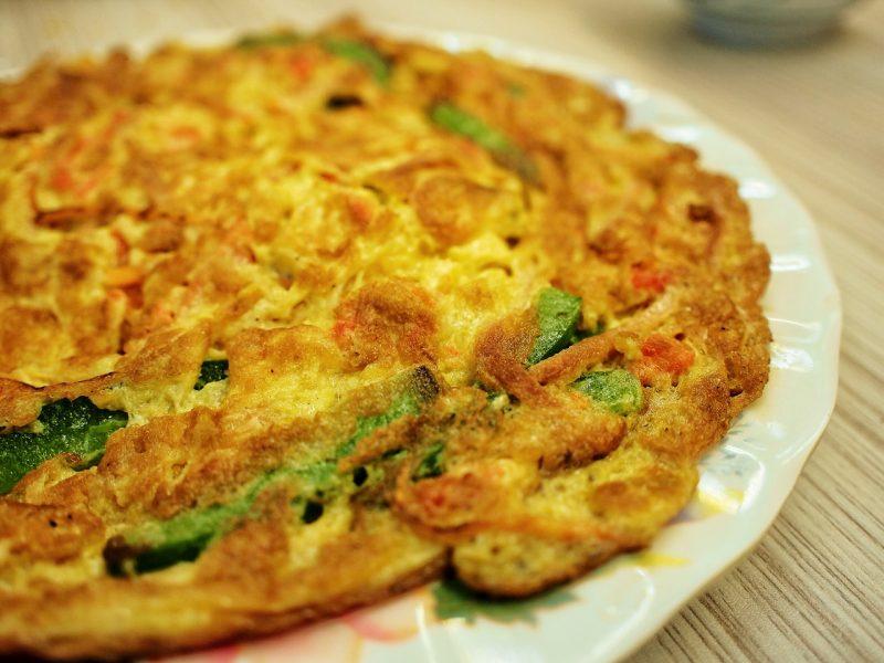 8 Cara Telur Dadar Jadi Lebih Gebu Sedap Lembut Pulak Tu