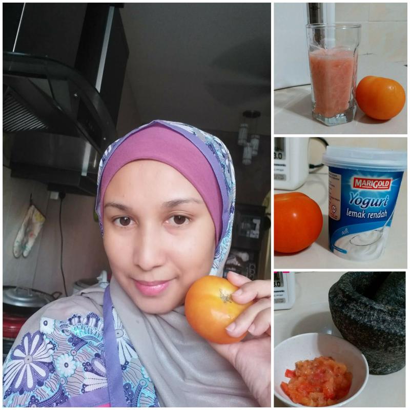 Cantik Dengan Sebiji Tomato Ada 4 Cara Wanita Ni Dah Amalkan Keluarga