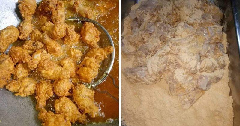 Resepi Ayam Goreng Ala Kfc Yang Rangup Mudah Aje Cara Buatnya Keluarga
