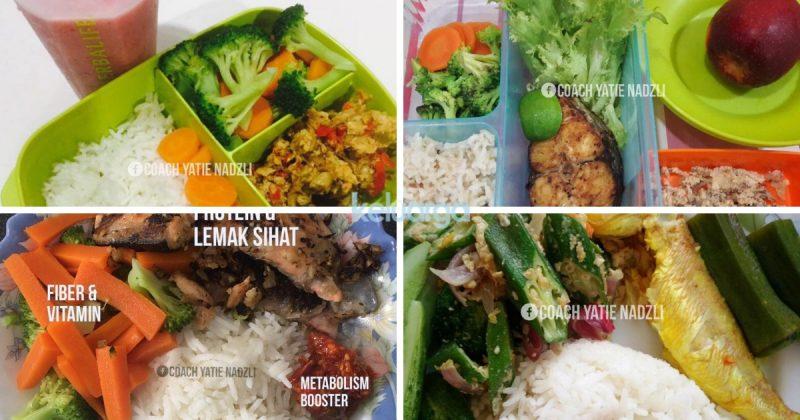 Makanan Diet Yang Salah Punca Gagal Turunkan Berat Coach Ini