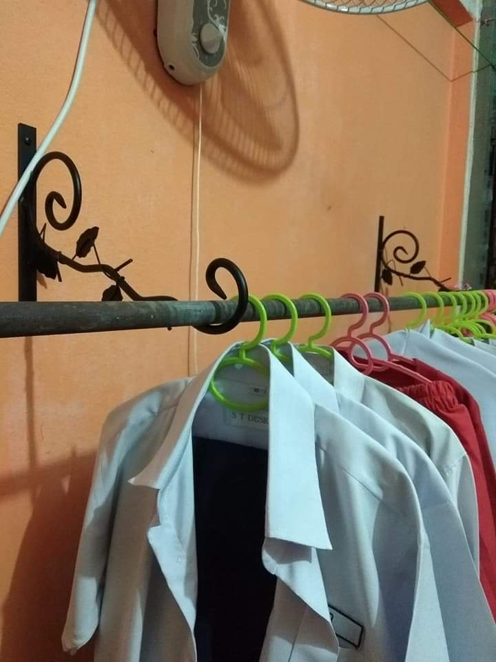 Diy Gantung Baju Kos Murah Confirm
