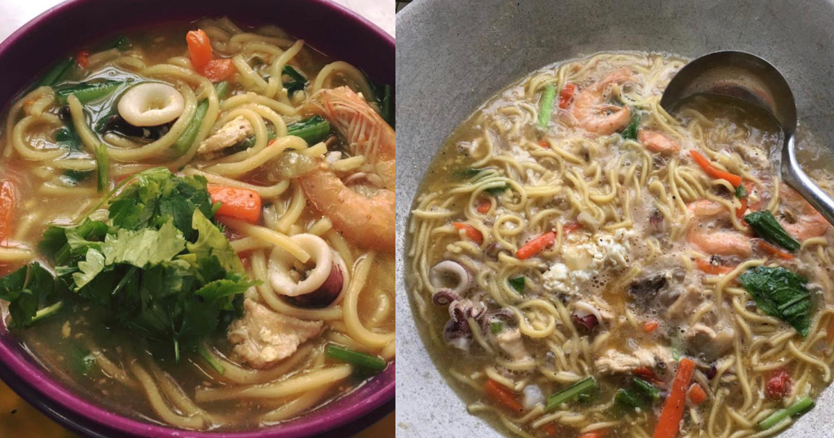 Mee Sup Ala Thai Viral Ni Makan Panas Memang Superb Nak