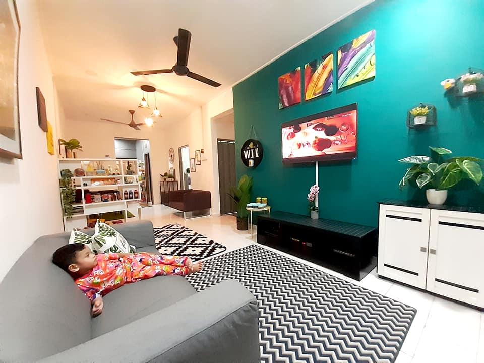 Beli Rumah Subsale Keluarga Ni Berjaya Ubah Jadi Cantik Selesa Harga Beli Pun Murah Je Keluarga