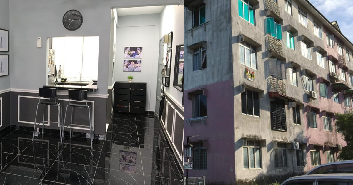 Bijak Hias Rumah Apartment Pemilik Ini