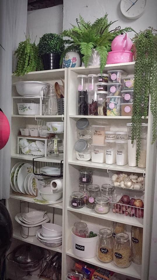 Dapur Sentiasa Putih Bersih Bukan Sebab Jarang Memasak Tapi Ada Triknya Wanita Ni Kongsi Untuk Yang Nak Follow Keluarga