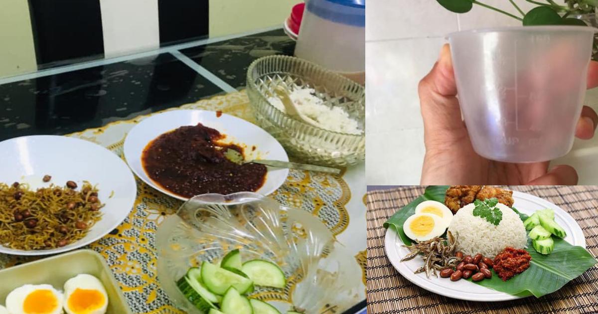 Wanita Ini Kongsi Petua Masak Nasi Lemak Tak Melekat Dan Lembik Confirm Jadi Keluarga