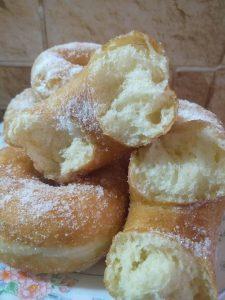 Resipi Donut Lembut & Gebu Macam Span, Uli Dengan Tangan Je. Wanita Ni Kongsikan Tip Ikut