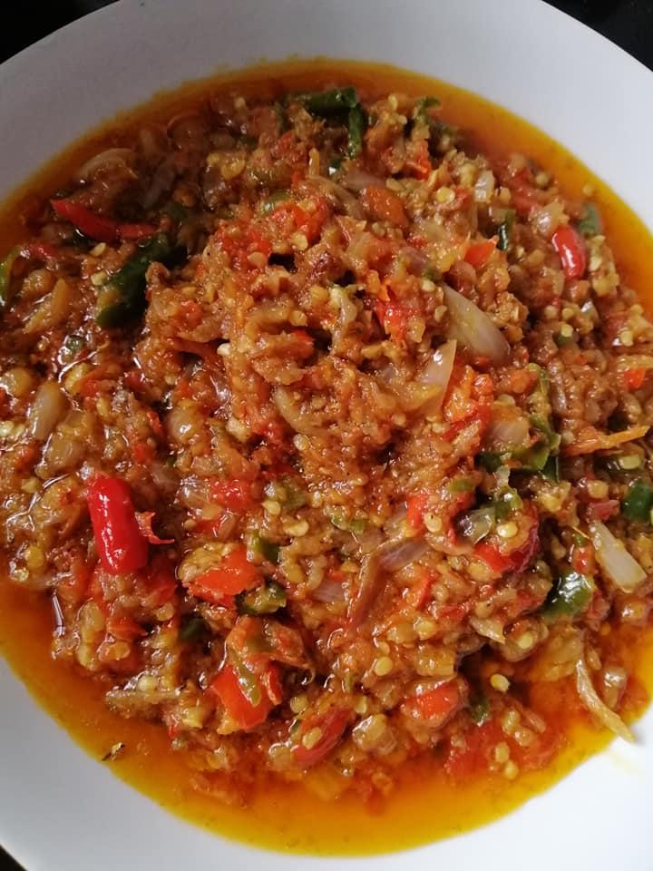 resepi ayam sambal hijau sedap pewarna Resepi Nasi Tumis Pandan Enak dan Mudah