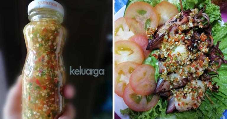 buat sendiri sos pencicah homemade ala thai cukup mudah cepat sedap  buat  makan Resepi Ikan Goreng Pedas Kelantan Enak dan Mudah