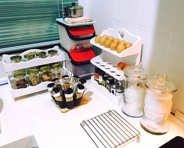 Dapur Berselerak Tak Tersusun Kemas Wanita Ni Kongsikan Cara Pantas Praktikal Selesaikannya Keluarga