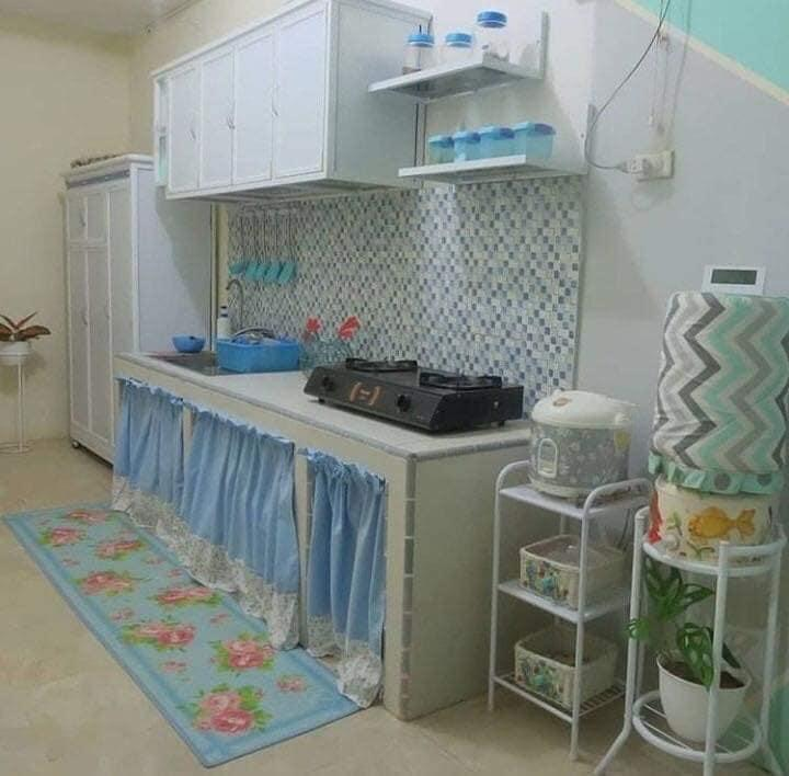 Ini 17 Rekabentuk Dapur Untuk Rumah Bersaiz Kecil Inspirasi Keluarga
