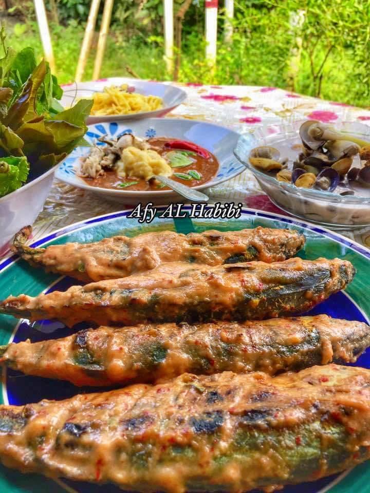 resipi ikan percik warisan keluarga wanita ni kongsi rahsia masak kuah enak ikan lebih juicy Resepi Ikan Pisang Bakar Enak dan Mudah