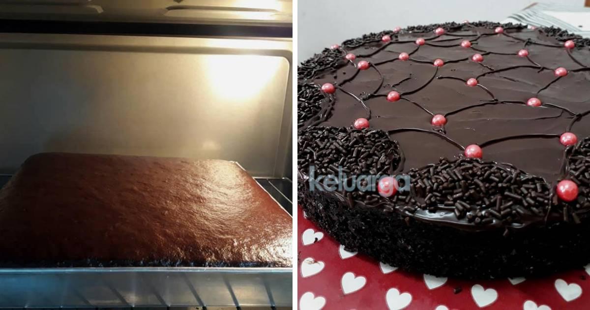 Resepi Kek Coklat Simple / Pin Di Cakes - Bukan anak bahkan ayahnya pun. - quint-