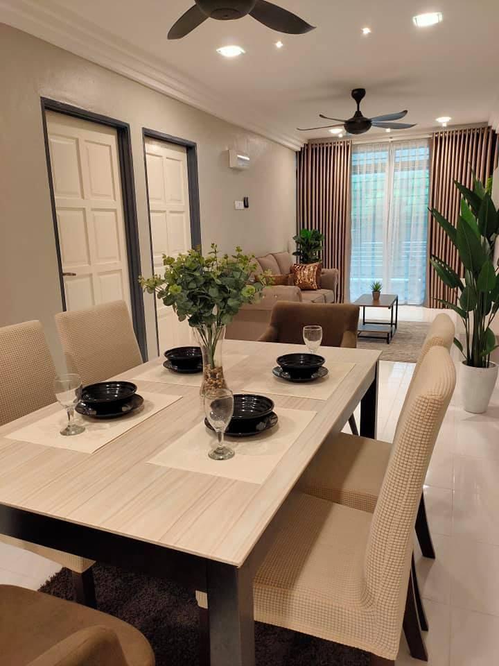 Transformasi Rumah Teres Biasa Jadi Mewah Seakan Banglo Patutlah 27k Share Inspirasi Keluarga