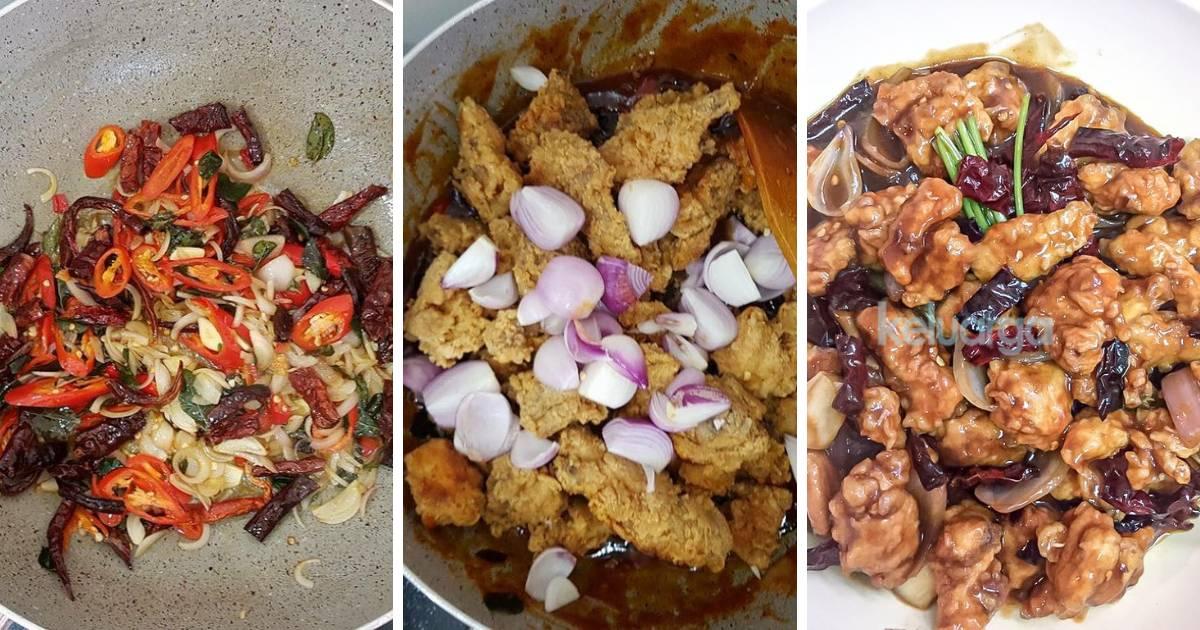 resepi kari ayam cina  quotes Resepi Mee Kari Bonda Enak dan Mudah
