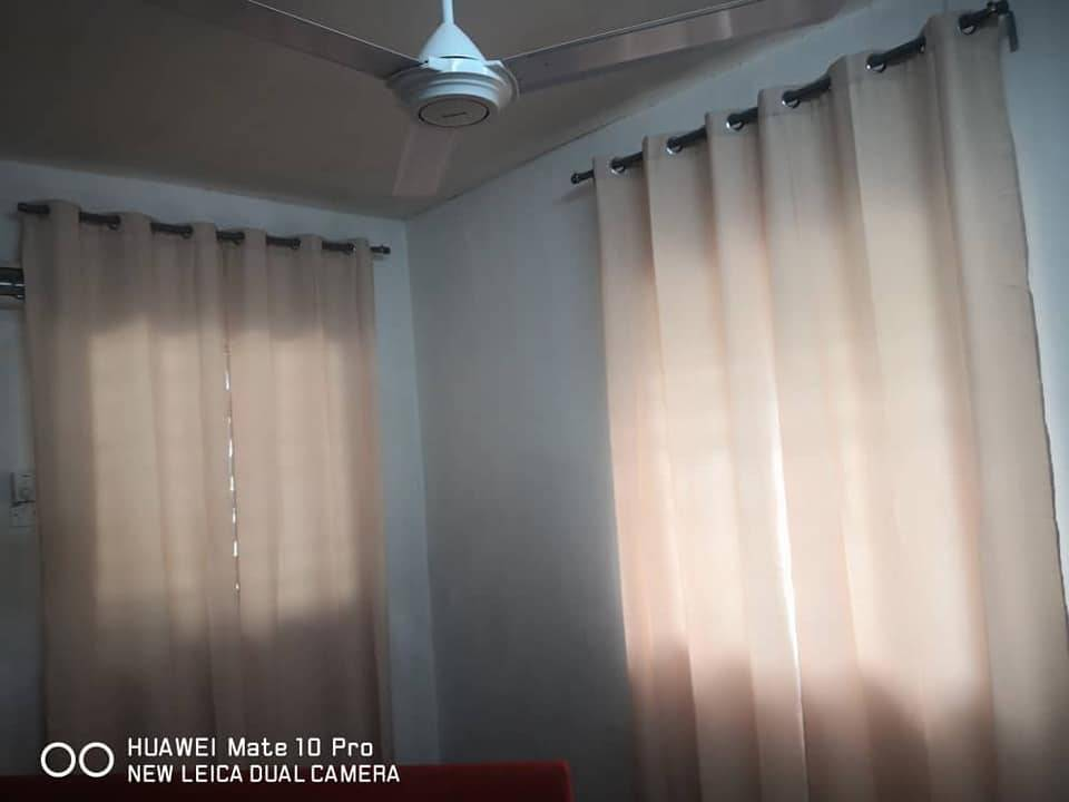 Wanita Ni Kongsi Diy Rod Langsir Eyelet Guna Pvc Mudah Jimat Rm50 Je Untuk 1 Rumah Keluarga
