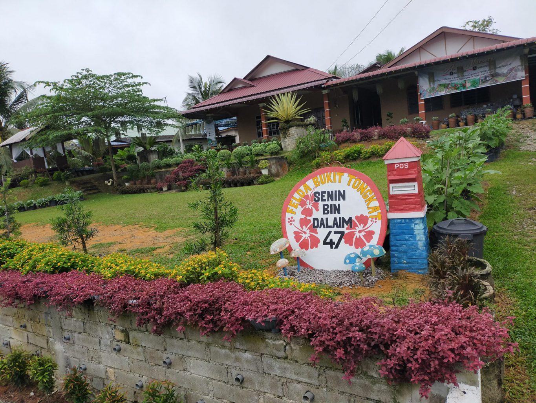 Lanskap Rumah Kampung